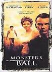 MONSTER'S BALL - HEATH LEDGER & BILLY BOB THORNTON - R-RATED WIDESCREEN DVD