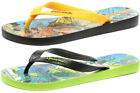 Ipanema Brasil BMX Junior Boys Flip Flops ALL SIZES AND COLOURS