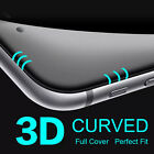 Full Cover Curved 3D Tempered Glass Screen Protecter For iPhone 7/7 Plus/6/6Plus