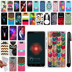 For Motorola Droid Ultra XT1080 XT1080M TPU SILICONE Protective Case Cover + Pen