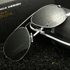 Fashion Sunglasses Polarized Metal Pilot Outdoor Sport Driving Goggles Adult