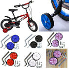 "Latest Kids Bicycle Bike Stabilisers Cycle Children 12-20"" Inch Training Wheels"