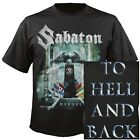 SABATON - Heroes To hell and back T-Shirt