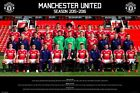 Manchester United Football Club Team Photo 2015/16 MUFC Poster 61x91.5cm