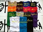 1 NEW SHAKA WEAR PLAIN SHORT SLEEVE V-NECK T-SHIRT COLOR BLANK S-3XL 1PC