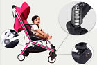 Mini Baby Pram Stroller Carriage Infant Travel System Flight Folding Lightweight