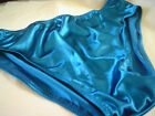 Men Bikini Brief Underwear Shiny Satin Custom Style Options Panties s m l or xl