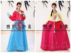 Korea Style Ancient Costume Dramaturgic Theatrical Play Robe Dress