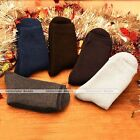 5 Pairs Men's Socks Winter Thermal Thick Soft Cotton Fleece Sport Stocking Gift