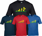 EVOLUTION LEGO RUGBY SPORTS  funny  T SHIRT small to 3XL