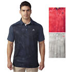 Adidas Golf ClimaCool Geo Print Polo Shirt - Pick Size & Color