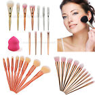 Makeup Cosmetic Brushes Powder Foundation Eyeshadow Contour Brush Puff Tool