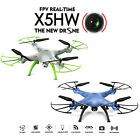 Syma X5HW 4CH 0.3MP Camera WIFI FPV Real-time Transmission RC Quadcopter Drone
