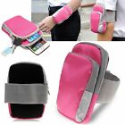 Sports Cycling Running Jogging Gym Armband Arm Band Bag Case Sleeve Phone Holder