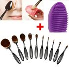 New Professional Foundation Brush Sets Brushegg Makeup Cleaner Brush B20E