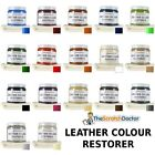 Leather Dye Color Restorer. For Faded and Worn Leather Sofa Chair Color Repair