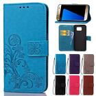 For Samsung Galaxy J3 J300 J300F Flip PU 3D Wallet Stand Retro Card Cover Case