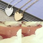 Sexy Women Heart Love Ankle Chain Anklet Bracelet Foot Jewelry Sandal Beach