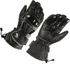 AKITO PYTHON WATERPROOF THERMAL HARD ARMOUR MOTORCYCLE MOTORBIKE TOURING GLOVES