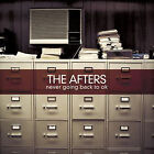 Never Going Back to OK by The Afters (CD, Feb-2008, INO/Columbia) Christian CCM
