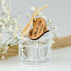 Personalised Favours Birdcages for Wedding - Tea Light Candle Holders in Bulk