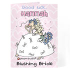 Personalised  Wedding Cards Congratulations Bride & Groom Thank You Cards