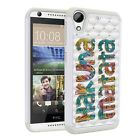 For HTC Desire 626 626S Crystal Bling HYBRID Case Protective Phone Cover + Pen