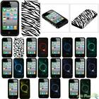 aquarius cover - Fusion Hybrid Phone Case Cover For APPLE iPhone 4/4S Silicone/Hard Protector