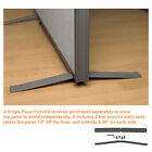 """Office Partition Walls - """"ProSeries Foot Kit"""" for Office Divider Panels"""