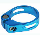 Fast Release Mountain Road MTB Bike Seatpost Clamps Clip 31.8mm/34.9mm 20g