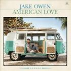 JAKE OWEN - AMERICAN LOVE USED - VERY GOOD CD