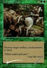 1 PROMO FOIL Creeping Mold - Arena League Mtg Magic Green Rare 1x x1
