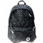 Converse Core Originals Poly Backpack in Black Print 10002532-027
