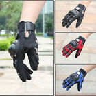Waterproof Motorcycle Bike Motocross Riding Racing Full Finger Cycling Gloves