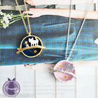 Fashion Occident Accessory Wholesale Japan Cosmic Gem Kitten Long Necklace