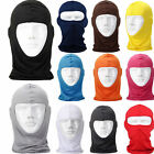 Full Face Mask Lycra Balaclava Ultra-thin Outdoor Motorcycle Ski Neck Protecting