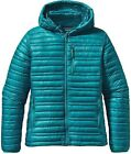 Patagonia Women's Ultralight Down Hoody, Tobagon Blue