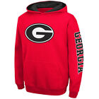 Georgia Bulldogs Youth Zone Hoodie