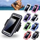 Sport Armband Case For Samsung Galaxy Note 8/ 5/ 4 Arm band Pouch Phone Holder