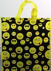 Laminated Emoji Shopping Bag Tote Emoji Icons Bags Non Woven 40 x 38 x 15 cm