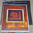 "Northern Pine Designs ""Heart of Fire"" Charted Canvaswork Needlepoint Kit"