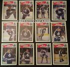 1988-89 OPC TORONTO MAPLE LEAFS Select from LIST NHL HOCKEY CARDS O-PEE-CHEE