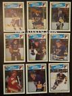 1988-89 OPC ST.LOUIS BLUES Select from LIST NHL HOCKEY CARDS O-PEE-CHEE