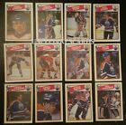 1988-89 OPC EDMONTON OILERS Select from LIST NHL HOCKEY CARDS O-PEE-CHEE