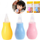 1Pc Cool Baby Nasal Vacuum Mucus Suction Aspirator Soft Tip Runny Nose Cleaner