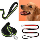Durable Elastic Stretch Dog Retractable Leash Pet Training with Control Handle