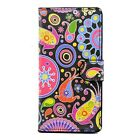Women Leather Flip Wallet Protective Cover Case For Huawei Ascend G510 Y530 P6 7
