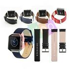 Fitbit Blaze Watch Accessory PU Leather Band Replacement Wrist Strap