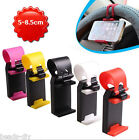 1PC Universal Mobile Phone GPS Car Steering Wheel Clip Mount Holder Cradle Stand