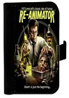 RE-ANIMATOR SAMSUNG GALAXY iPHONE CELL PHONE CASE LEATHER COVER WALLET